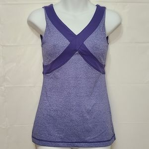 Lululemon Crossed Front and Back Tank